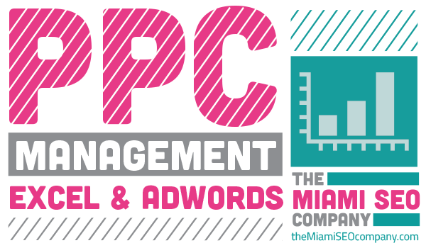 PPC Management - Excel and Adwords
