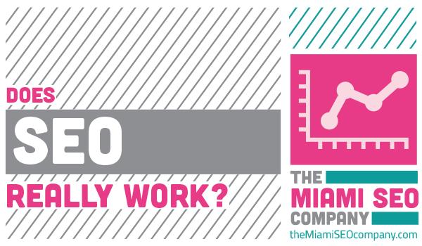 Does SEO really work? - The Miami SEO Company