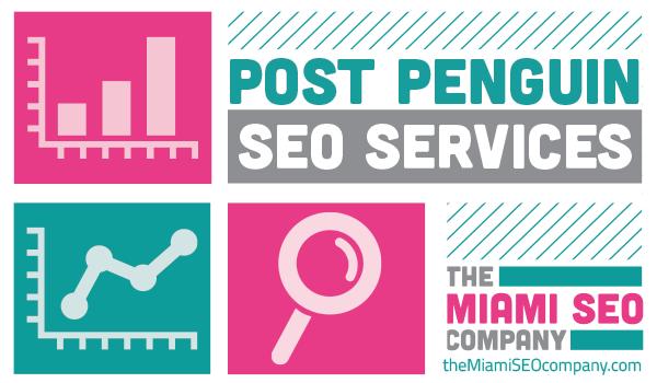 Post Penguin SEO Service