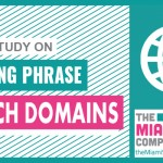 Case Study on Ranking Phrase Match Domains1
